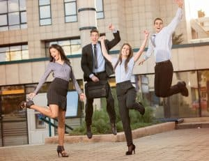 Maryco Cleaning Service - We clean accounting firms near indianapolis (happy accountants after hiring Maryco Cleaning Service)
